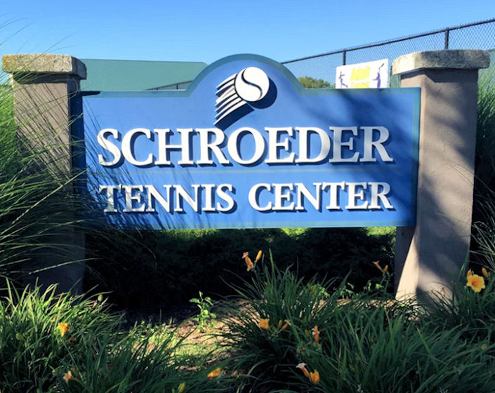 About Us - Schroeder Tennis Center